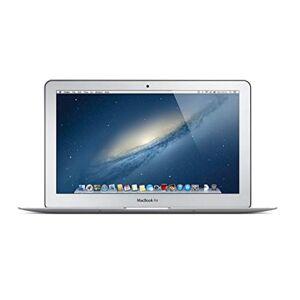 """Apple 11"""" Ordinateur Portable 11.6 """" Mac OS X 10.8 Mountain Lion Argent (Reconditionné) - Publicité"""