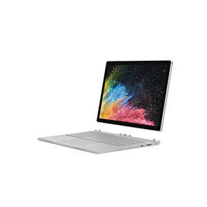 """Microsoft Book 2, 13,5"""" Argent (Core i7, 16Go de RAM, 1To, Windows 10 Pro) Clavier AZERTY franais - Publicité"""
