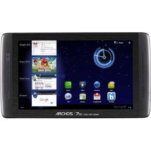 """Archos 70b Tablette 7"""" (17,78 cm) ARM cortex A8 8 Go Android 3.2 Honeycomb - Publicité"""