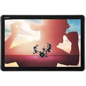 """Huawei MediaPad M5 lite 10 Wi-Fi Tablette Tactile 10.1"""" (64Go, 4Go de RAM, Android 8.0, Bluetooth, Quatre haut-parleurs), Gris - Publicité"""