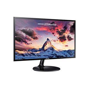 """Samsung S24F354 Ecran PC, Dalle Pls 24"""", Résolution FHD (1920 x 1080), 60 Hz, 4ms, AMD Freesync, Noir - Publicité"""