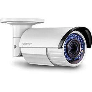 TRENDnet Indoor/Outdoor Bullet Style 2 Megapixel 1080p Varifocal PoE IR Network Camera, TV-IP340PI - Publicité