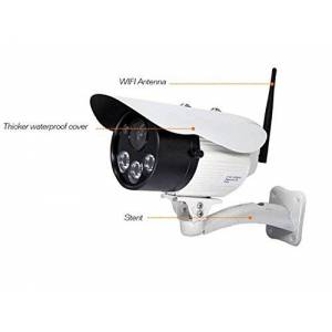 Surrecocean Surveillance Caméra Caméra  La Maison Caméra WiFi Mini Caméras de Surveillance dans High-Tech, X32-7P / Carte Mémoire 32 Go TF & pour Ordinateurs Tablette Informatique - Publicité