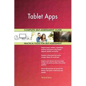 ART Tablet Apps All-Inclusive Self-Assessment More than 670 Success Criteria, Instant Visual Insights, Comprehensive Spreadsheet Dashboard, Auto-Prioritized for Quick Results - Publicité