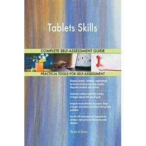 ART Tablets Skills All-Inclusive Self-Assessment More than 700 Success Criteria, Instant Visual Insights, Comprehensive Spreadsheet Dashboard, Auto-Prioritized for Quick Results - Publicité