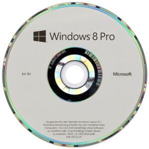 Microsoft Windows 8 Pro OEM 64-bit Vollversion [import allemand] - Publicité