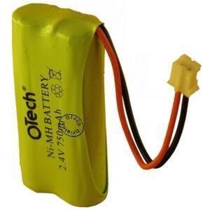 Otech Batterie Compatible pour Siemens GIGASET AS150 Duo - Publicité