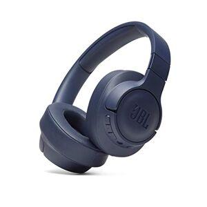 JBL Tune 700BT – Casque Bluetooth Sans Fil – Appels Stéréo Mains Libres – Léger et Pliable – Autonomie Pendant 27 hrs – Bluetooth, Bleu - Publicité
