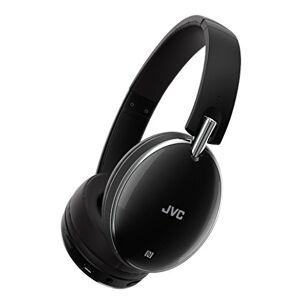JVC HA-S90BN-B-E Noir Circumaural Bandeau Casque Casques (Circumaural, Bandeau, avec Fil &sans Fil, 8-25000 Hz, 1,2 m, Noir) - Publicité
