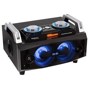 Ibiza SPLBOX120 Chane Hi-Fi  LED 120 W - Publicité