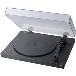 Sony PS-HX500 Platine vinyle Hi-Res Audio Noir - Publicité