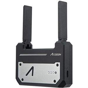 ANDYCINE Accsoon CineEye Transmetteur vidéo WiFi HDMI 1080p 5G sans Fil Transmission d'image vers 4 appareils  Une Distance de 100 m, Surveillance en Temps réel, Prise en Charge des Smartphones, RGB, 3D LUT - Publicité