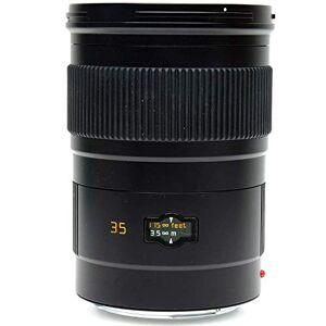 Leica Summarit Objectif Large Noir Lentilles et filtres d'appareil Photo (11/9, Objectif Large, 2,5-22, Noir, 8,8 cm, 8,2 cm) - Publicité