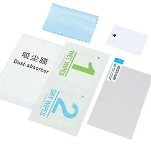 CamKpell Protecteur de Verre trempé pour Panasonic Lumix DMC G85 / G80 / G81 DMC-G85 DMC-G80 DMC-G81 Protection d'écran Film de Protection Transparent - Publicité