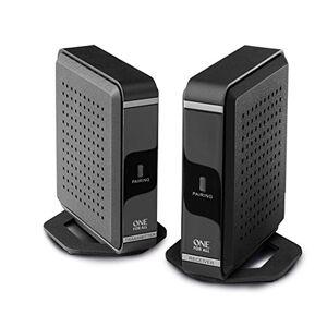 One For All SV1760 Transmetteur Vidéo HDMI de  Full HD sans fil  Transmission AV sécurisée Plug & Play  noir - Publicité