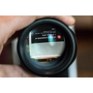 Leica Apo-Summicron-M 90 mm f/2 Noir Lentilles et filtres d'appareil Photo (5/5, 1 m, 9,09 cm, 1:9, 23, 15) - Publicité
