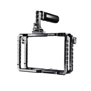 Walimex Pro Aptaris Olympus OM-D E-M5 Support cage Rig avec Poignée ajustable pour Caméscope - Publicité