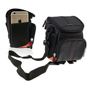 Navitech projecteur portable de protection noir de poche de poche mallette et sac de Voyage compatible avec AAXA P4-X DLP LED Pico - Publicité
