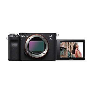 Sony Alpha 7C   Appareil Photo numérique Hybride  Objectif Interchangeable  capteur Plein Format (Compact et léger, Eye AF en Temps réel, 24,2MP, stabilisation 5 Axes, viseur, écran Selfie) - Publicité