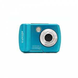 Easypix W2024-I Splash Iceblue Caméra Submersible 14 MP Double Pente, Bleu - Publicité