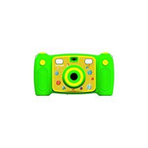 Denver Caméra numérique pour Enfants  KCA-1320 Green écran TFT 2'/5.08 cm écran LCD arrire 1920 * 1080P/30FPS MICROSD 4 x Piles AA Non incluses - Publicité