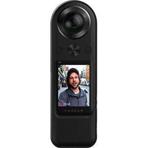 Kandao QooCam 8K Enterprise avec caméra de Poche HDMI Full View pour la Diffusion en Direct, la vidéo vlog et avec Prise en Charge de la caméra numérique 5G, Webcam Conforme  Skype, WebEx, Zoom. Publicité