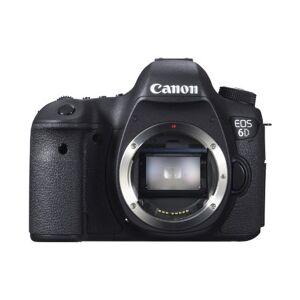 Canon EOS6D Appareil Photo Numérique Boitier Nu 20,6 MP Noir - Publicité