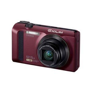 Casio EX-ZR300 Appareil Photo Numérique 16,1 Mpix Rouge - Publicité