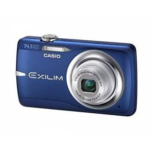 Casio Exilim EX-Z550 Appareil photo numérique 14 Mpix Bleu - Publicité