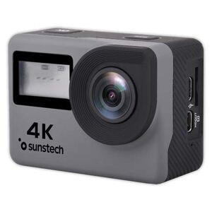 Sunstech Adrenaline4K Caméra de Sport 4K Gris - Publicité