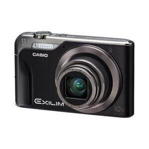 """Casio Exilim Hi-Zoom EX-H10 Appareil Photo Compact Numérique 12,1 Mpix Zoom optique 10x Ecran TFT 3"""" Stabilisé Noir - Publicité"""