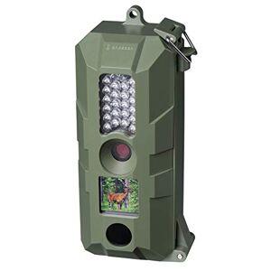 BRESSER Caméra de Chasse avec capteur Infrarouge Haute sensibilité pour Observation Sauvage et Surveillance avec Emplacement pour Carte Micro SD, Port USB, 4 Piles AA et Carte Micro SD 16 Go - Publicité