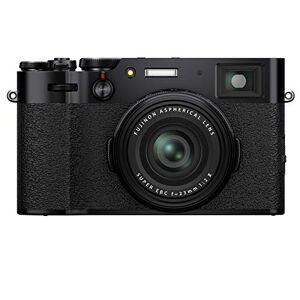 Fujifilm X100V Appareil Photo numérique Noir 16643036 - Publicité