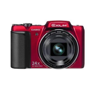 Casio EX-H50 Appareil Photo Numérique 16,1 Mpix Rouge - Publicité