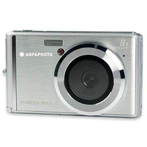 Agfaphoto AGFA Photo Appareil Photo Numérique Compact Cam DC5200 Silver - Publicité