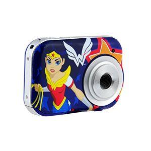 Super Hero Girls CA2-51393-INT Appareil Photo numérique 5,1 Mpix Noir - Publicité