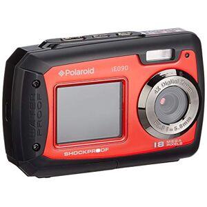 Polaroid IE090 Appareils Photo Numérique Waterproof 18 Mpix Rouge - Publicité