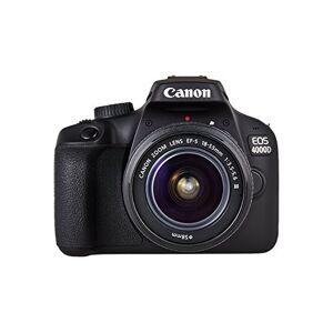 Canon EOS 4000D Appareil Photo avec Objet EF-S 18-55mm III, 18 MP, Noir - Publicité