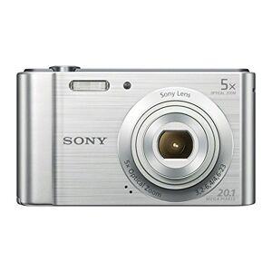 Sony Cyber-SHOT DSC-W800 Appareils Photo Numériques 20.1 Mpix Zoom Optique 5 x (Import Royaume Uni) - Publicité