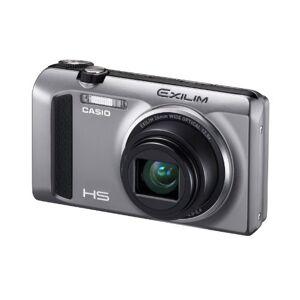 """Casio Exilim Ex ZR400 Appareil photo numérique 7,62"""" 12,5x USB Argent - Publicité"""