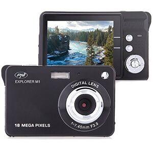 PNI Appareil Photo numérique Compact  Explorer M1 18MP LCD 2.7 Pouces - Publicité