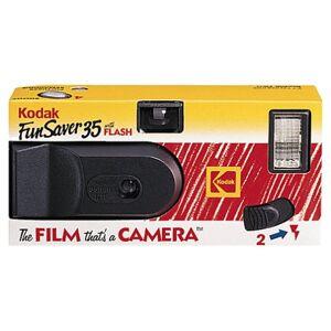 Kodak Funsaver 35mm Single Use Camera w/Flash - Publicité