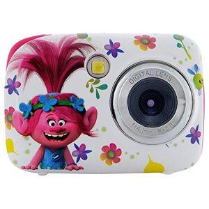"""Vivitar CA2-10801 DreamWorks Trolls Appareil Photo numérique Compact 10,1 MP avec écran 1,8"""" et Zoom 4X Blanc - Publicité"""