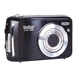 Vivitar VT324 Appareil Photo numérique (12,1mégapixels Capteur CMOS, 3 x Zoom Opt, 5 x Zoom numérique, écran 6,1 cm, Noir - Publicité