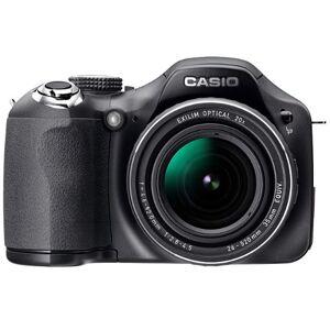 Casio Exilim Zoom EX-FH20 Appareil Photo Compact Numérique Stabilisation Mécanique 9,1 Mpixels Zoom optique 20x Ecran LCD 3,0 - Publicité