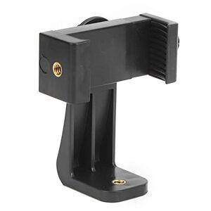 Ccylez Adaptateur pour trépied pour smartphone, rotation  360  Support de téléphone portable universel Support de bton Selfie Serrure  bouton avec interface  vis 1/4 pouce Prend en charge le téléphone m - Publicité