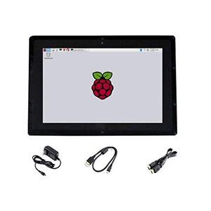 Waveshare Raspberry Pi IPS 1280 * 800 10.1inch HDMI LCD B with Case for Raspberry Pi 2 3 Model B B+ &BeagleBone Blacksupports Windows 10/8.1/8/7 Raspberry Pi 4 - Publicité