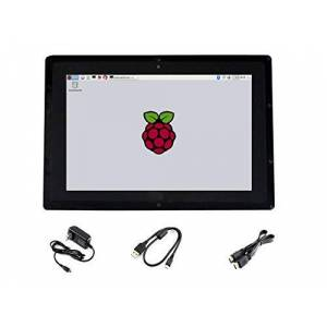 Waveshare Raspberry Pi IPS 1280 * 800 10.1inch HDMI LCD B with Case for Raspberry Pi 2 3 Model B B+ &BeagleBone Blacksupports Windows 10/8.1/8/7 Raspberry Pi 4 - Publicité