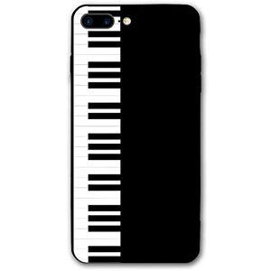 HNJZ-GS Musique de Piano Coque iPhone 7 Plus 8 Plus 7/8 Plus Thme Décoratif Téléphone Accessoires Accessoires - Publicité