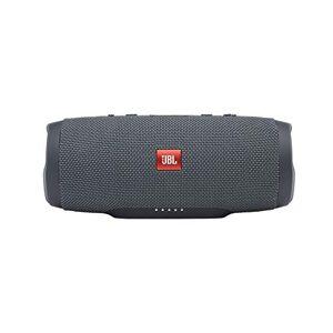 JBL Charge Essential Enceinte Bluetooth portable avec USB Robuste et étanche : pour piscine et plage Son puissant Autonomie 20 hrs Bleu - Publicité